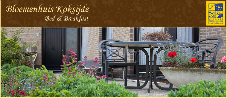 Koksijde - Bed&Breakfast - Bloemenhuis